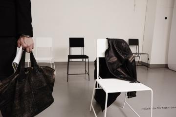 Spidi meets design at Milan Design Week: The hensen-chair