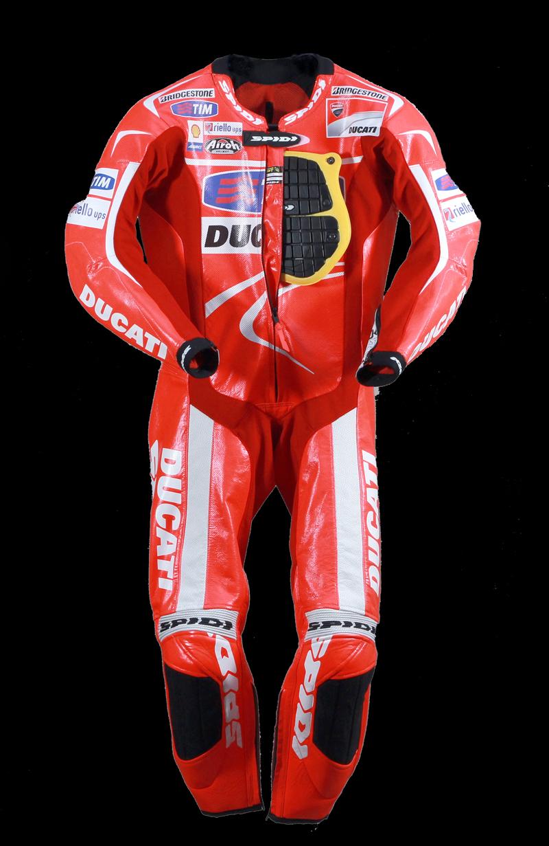 MotoGP Factory Rider Andrea Dovizioso - Spidi Leathers