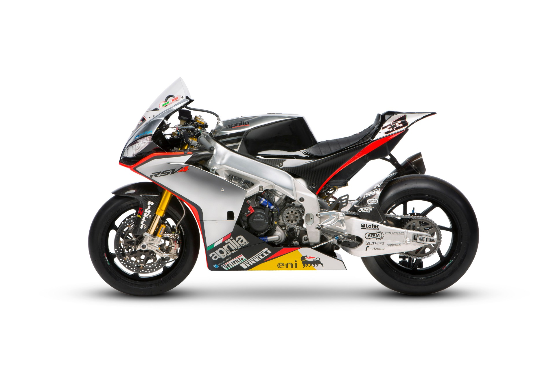 Aprilia RSV4 - 2014 World Superbike Championship Assault